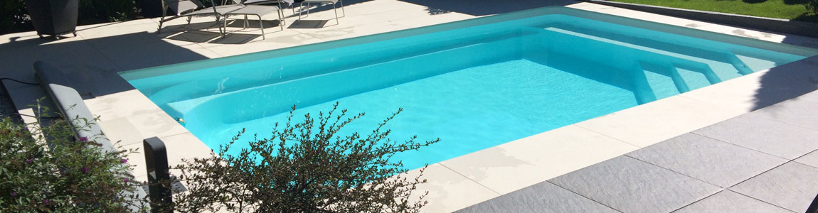 GA Piscines GFK-Pool Nova Detente