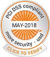 PCI-Siegel 123pool Sichere Zahlung