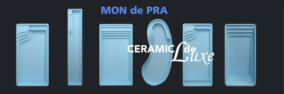 Mon de Pra Ceramicpools Modelle