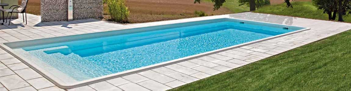 GFK-Pools Aquacomet
